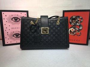 Hot migliore sacchetto di qualità del progettista sacchetto del messaggio delle donne di lusso Genuine Leather Mens di marca designer borse zaino 35-23-14cm 479.197 21