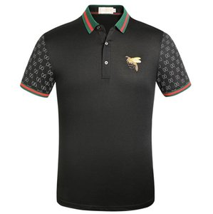2020 Men's and women's T-shirts high quality designer brands, luxury little Bee Polo shirts,free delivery Guc̴ci t shirt