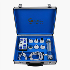 Portable Gainswave Electronic Shockwave Therapy Equipment Shockwave Therapy Machine With Low Intensity For Erectile Dysfuntion Therapy