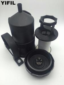 3931070550 huile Air Provent 200 séparateur CATCH Filtre Avec coton intégré Costume de filtre pour les modèles Turbo 4 roues motrices hWQk #