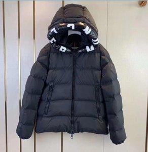 A1 2020 beiläufige Daunenmantel Daunenjacke Glänzend matt beschichtet unten Herren Outdoor-Warm-Feder-Kleid Unisex Winter warme Jacke outwear des Mannes