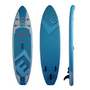 Sup Целлюлозно Совет ПВХ Surfboard Водные лыжи Совет надувного гребного Совет Постоянных Целлюлозно Beginner вода Surfboard