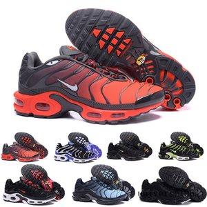 TN Plus Outdoor shoes For Men Women Royal Smokey Mauve String Colorways Shoes Triple White Black Trainers Sport Sneakers HY9KJ