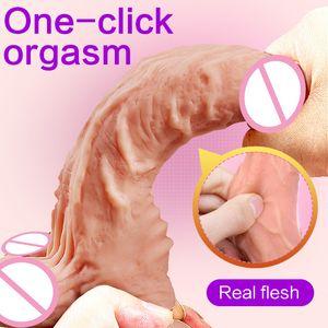 Realistic Dildo Vibrator Electric Heating Vibrating Big Huge Penis G Spot Penis Dick Female Masturbation Sex Toys for Women T200715