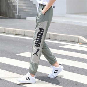 2020 Loose Trousers Baggy Cargo Pants For Women Overalls Multi -Pocket Casual Pants Skateboard Pants Couple 852010