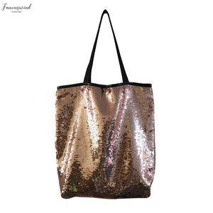 Handbags Women Bags Designer Crossbody Bags Women Sequins Colorful Shoulder Bag Princess Shopping Bling Handle Bag J19