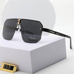 High quality luxury WOMEN retro big frame brand designer vintage Eyewear Sun glasses For women shade Fashion UV sunglasses with case