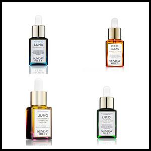 EPACK New Face Oil Skin Care Domingo Luna UFO JUNO CEO 0.5oz. 15ml de alta qualidade DHL frete grátis