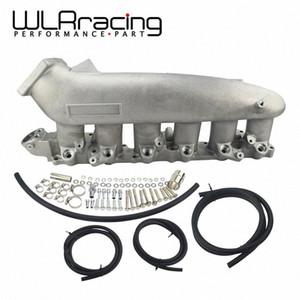 WLR RACING - Cast Aluminum INTAKE MANIFOLD FOR 240SX RB25det RB25 Skyline R32 R33 R34 1989- 1998 WLR-IM32SL 3OmU#