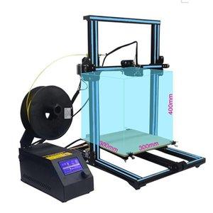 3D Yazıcı Yükseltildi Cmagnet Yapı Plaka Devam Güç Hatası Baskı KIT MeanWell Güç Kaynağı Alüminyum Ekstrüzyon Montajlı
