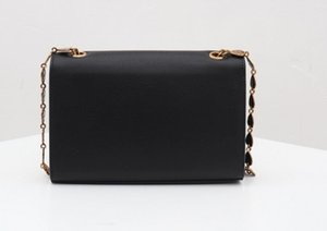 Classic lady's shopping bag 7A high-end custom quality handbag fashion style 1 Business casual style gold metal accessories with long should