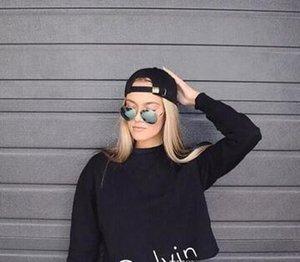 2016 Casual Hoodie Sweatshirt Women Hoodies Hooded Long Sleeve Women Tops Tees Girls Hoodies Sweatshirt Womens Clothes