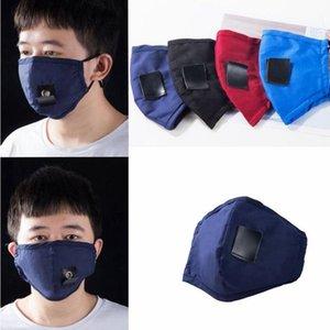 Filter aus reiner Baumwolle Adjustable Straw Mund Abdeckung Stroh Loch für Wein Cocktails Staubdichtes Trinken Schutz Gesicht AHC379 Maske