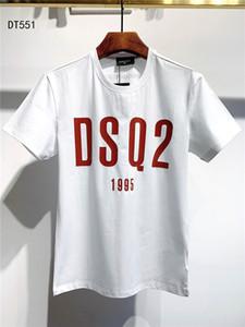 tuta da jogging nuovo desinger di modo degli uomini T-shirt top striscia bianca camicia fondo girocollo mezza manica abiti di moda T-shirt