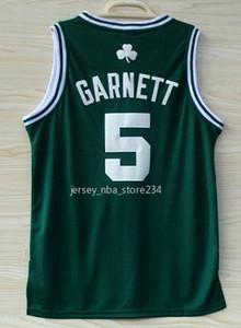 2020 Mens Basketball Jerseys Vintage Kevin Garnett 5 Larry Bird 33BostonCeltics Paul Pierce 34 Bill Russell 6 Ray Allen 20 Cheap