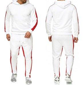 Mens Designer Tracksuits Survetement Solid Color Track Suit Jogging Suits Men Pantalon de abbigliamento sportivo Multiple Choice Tracksuits