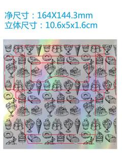 NEW 20 50 100 pcs Eyelash Packaging Box holographic Lashes Boxes Empty Eyelash Package Boxes Case 8-25mm Lashes Rectangle Box