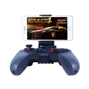 Game Controllers ios android Joysticks Gamepad Wireless Bluetooth Gaming Remote Controls With Holders for Smart Phones Tablets TVs TV boxes