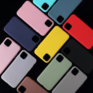 Designer Phone Case for Iphone 11 Xs Mas 11pro 7plus 8 Colorful Slicone Soft Slicone Cover Cases