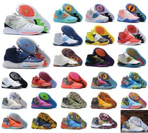 Top quality 2020 New Arrival Men Kyrie VI Mens Basketball Shoes Irving 6S 6 Boys Women Zoom Sport Sneakers 5.5-12