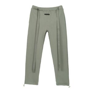 20SS FG 6TH ленты Drawstring штаны эластичный пояс брюки High Street Открытый Фитнес Спортивные штаны Sweatpants гвардии штаны HFYMKZ241