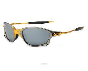 lunettes de soleil polarisées hommes ROMEO 008019 de haute qualité en alliage cadre femmes cyclisme Lunettes Lunettes de soleil de luxe