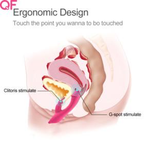 Anal punto G clitorideo dildo stimolazione vibratore del coniglio vibratore prodotti masturbatore femmina adulta