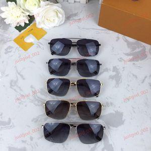 Louis Vuitton LV Sunglasses all'ingrosso Hipster Sunglasses Watermark Polarizing Donne Occhiali esterna degli uomini antiriflesso UV400 guida equitazione Sport Occhiali da sole