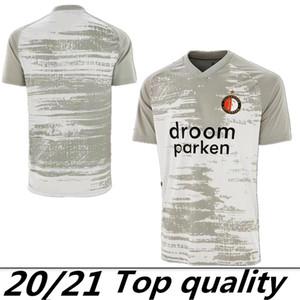20 21 Feyenoord entrenamiento camiseta de fútbol wea calidad de Tailandia de 2020 2021 V.PERSIE Berghuis VILHENA JORGENSEN KOKCU FEYENOORD JERSEY de adulto camisa