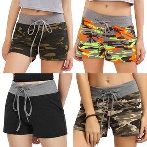 2020 nuova delle donne jogging shorts velluto coulisse Shorts a vita alta casuale sexy Primavera Estate Skinny Pantaloni corti # 3131