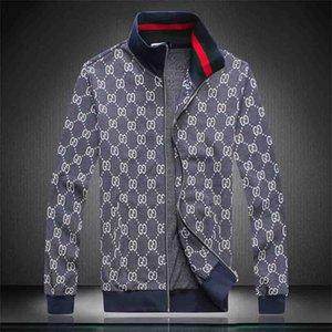 2020 new Men's Tracksuit Jackets Set Fashion Running Tracksuits Medusa Men Sports Suit Letter printing Slim Hoodies Clothing Track Kit