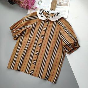 Mulher designer camisas 2020L da Moda de Paris t shirt das mulheres camisetas a camisola casual ao ar livre tee tamanho S-M 708