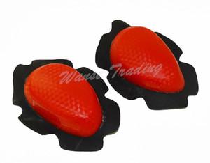 Waase motocicleta joelho Sliders Protective Kneepad Universal Kneepad Sliders