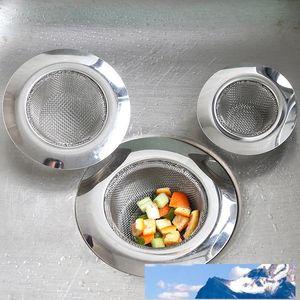 """Évier de cuisine Passoire en acier inoxydable Filtre de vidange du bassin de lavage Passoire Mesh avec Large Wide Rim 4,5"""" pour éviers de cuisine"""