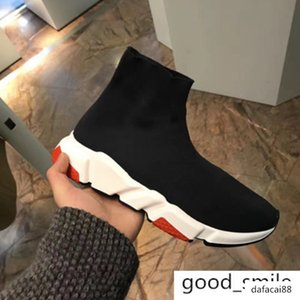 Air Designers Men Women Top Fashion Black White bottoms speed Trainers Sneakers High Quality Sock Shoes With Bags Box