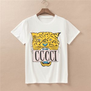Women T Shirt Printed 2020 Summer Woman Tiger Printed T Shirt Desing Own Creative Shirts Casual Women Tees