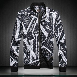 2020 Mens Jackets designer jacket Autumn windbreaker Letter Printing Color Black Jacket for Men and Women Asian Size M-3XL Sweatshirts