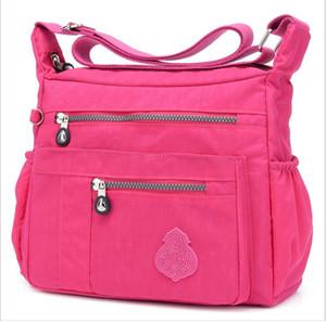 JINQIAOER carteira spot de moda por atacado de moda novas impermeável marca jinqiao nylon simples sacos de ombro saco ocasional saco senhora Designer