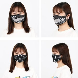 mascarilla designer de cara máscara máscaras impressos engraçado Moda poeira cwashable máscara com filtro anti-poluição atmosférica padrão personalizado máscara inserível