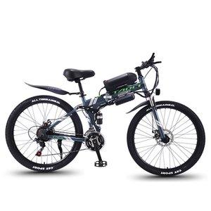 New National Standard-Lithium-Batterie Fahrrad-26-Zoll-21-Geschwindigkeit Langzeitausdauerleistungs Mountainbike 36V elektrisches faltendes Fahrrad