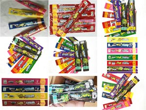 2020 Flav 420 Chuckles Medibles Edibles Infused Gummies Packaging Bag NeRds ROPE 710 Edibles Packaging Long Three Edge Sealing Bag zlshop07