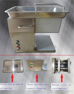 NOUVEAU New 110V QX coupeur de viande trancheuse machine de découpe de viande Largement utilisé dans le restaurant LIVRAISON GRATUITE