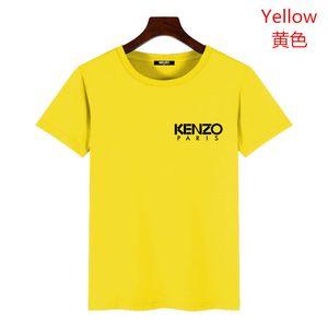ken̴zo Designer Tshirt Mens T Shirts Top Quality New Fashion Tide Shoes Printed Men Tshirt Tee Shirts Tops Men T-shirt