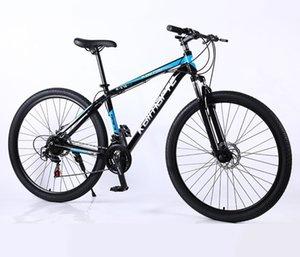 2020 Bergselbstfahrende Fahrrad Aluminiumlegierung Auto Geschwindigkeitsänderung