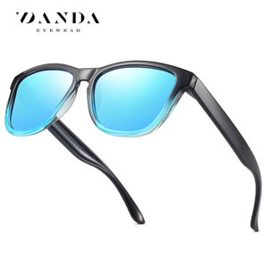 2020 New Fashion Sun Glasses Women's Men's Polarized Sunglasses 0717 With Case