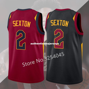 2019 New collin sexton Basketball Jersey Embroidery Stitched US Size XS-6XL vest Jerseys Ncaa