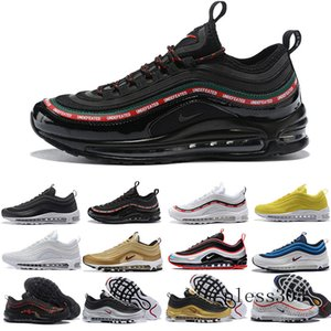 Men Running Shoes Balck Metallic Gold South Beach PRM Yellow Triple White Designers Women Sports Sneakers US 5.5-11 DRT9C