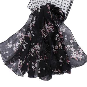 Hersteller Blume Balinese Schal chinesischen Stil beliebt Herbst und Winter islamische Nationalität Baotou langen Schal