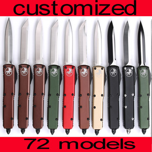 72 models CNC mini Fat baby VG10 blade 60-62HR Benchmade BM3300 UTX85 UT121 trumpt 3