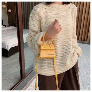 New Arrival Handle Mini Bags Purses Handbags 2020 Women Small Shoulder Designer Crossbody Bags Female Crocodile Pattern Totes